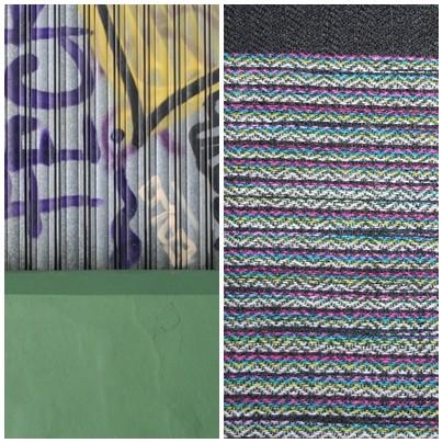 Tucson mønsteret er inspireret af de mange farver og kontraster der findes i det levende byrum.