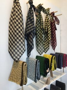 MARGIT K Silke tørklæder