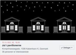 Juleåbent i Pavillon 2018